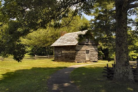 Cabin Parkway by Panoramio Photo Of The Puckett Cabin Blue Ridge