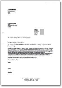 Antrag Bauamt Vorlage einspruch an das finanzamt gegen s 228 umniszuschl 228 ge de