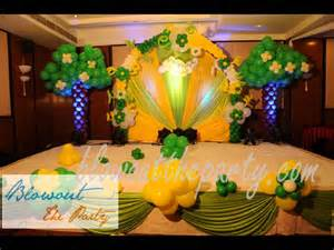 decoration birthday party home birthday party home decoration ideas in india different