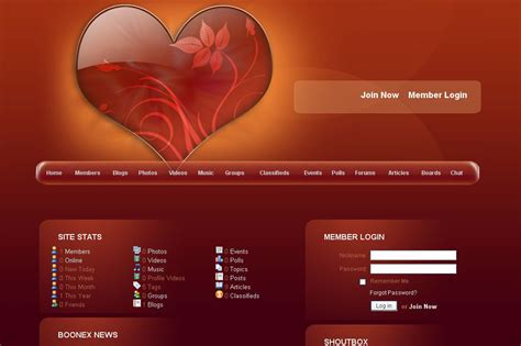 romantic templates for blogger love romantic dolphin cms template commercial