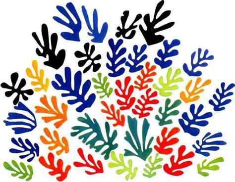 Matisse Decoupage - ecole elementaire de pringy matisse a bonlieu