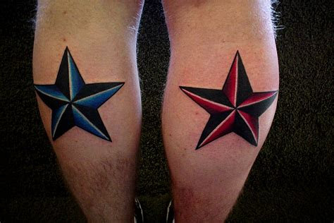nautical star tattoo images by jackie pugh