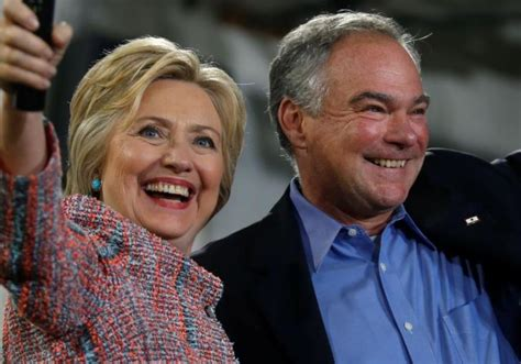 by picking anti abortion tim kaine hillary is testing our world tim kaine clinton and three dead gis opinion