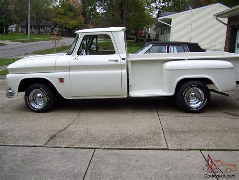 long bed truck rare 1964 chevy c 10 step side long bed