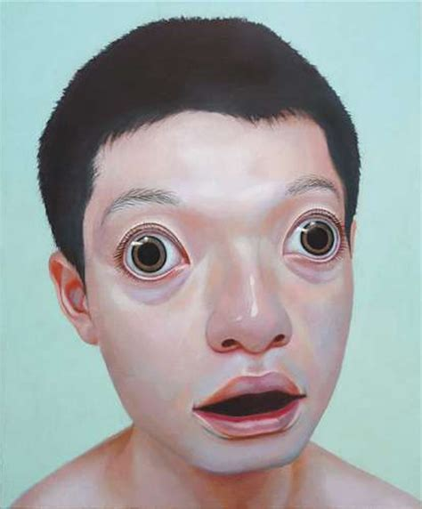 bug eyed bug eyed portraits korehiko hino