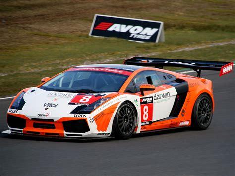 Lamborghini Race With 2006 Lamborghini Gallardo Gt3 Supercar Supercars Race