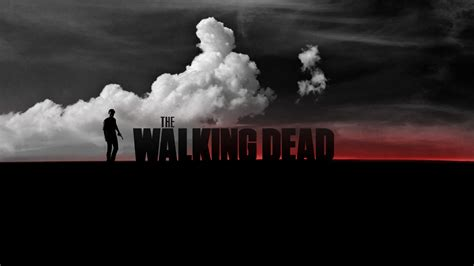 wallpaper 3d the walking dead the walking dead wallpaper by rocklou on deviantart
