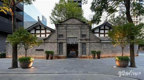 where is the house yellowtracetravels the temple house chengdu china