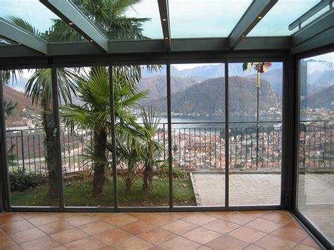 verande in vetro verande in vetro solide strutture in alluminio con tetto