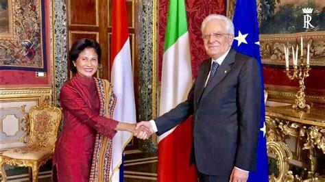 presiden italia indonesia bisa jadi contoh kelola keberagaman