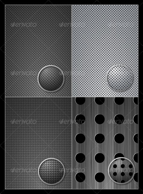 pattern illustrator carbon vector carbon metal pattern by wlk graphicriver