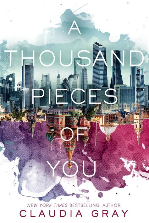 Pieces Of You by Book Review A Thousand Pieces Of You By Gray