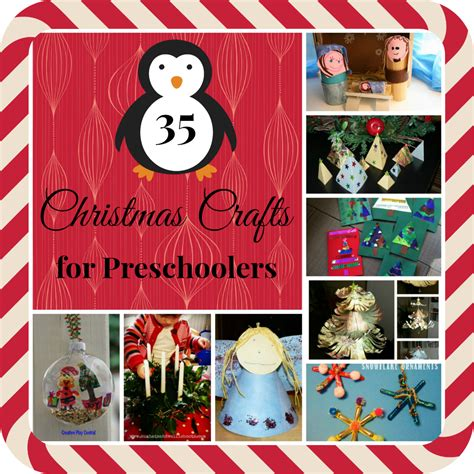 28 best preschool craft ideas for christmas christmas