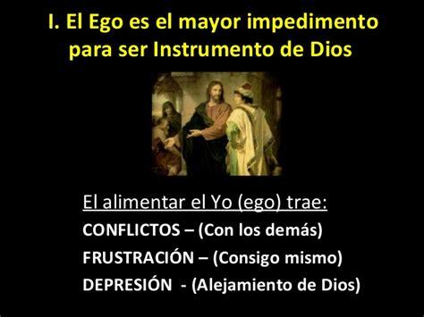 Preparándonos para Ser Instrumentos de Dios Instrumentos De Dios