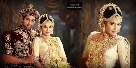 wedding album in sri lanka kandyan brides sri lanka hairstylegalleries