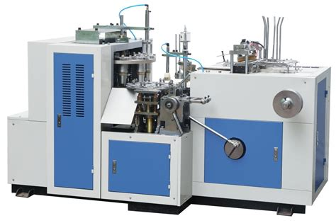 Paper Cup Machine Cost - china zb 09 automatic single pe drink paper cup