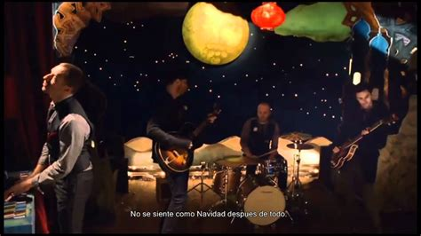 coldplay youtube coldplay christmas light subtitulado al espa 241 ol youtube