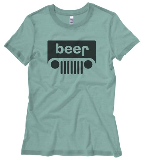 jeep beer shirt all things jeep beer jeep junior s t shirt