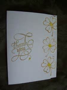 Simple Handmade Cards - simple handmade cards carla at home