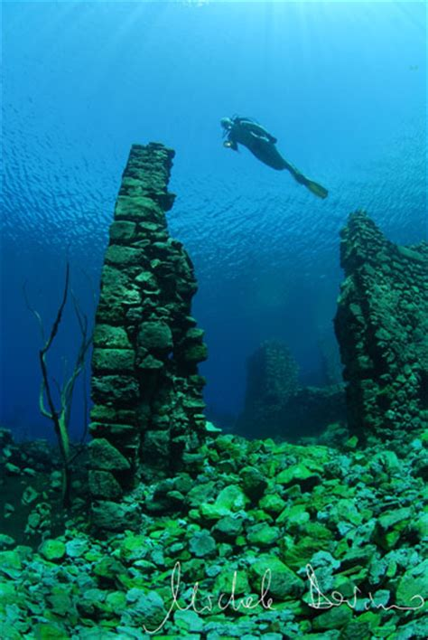 earthquake underwater the l aquila earthquake s underwater damage photo of the