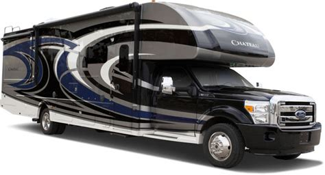 Chateau Rv Floor Plans by 2016 Tmc Motorhomes Arriving At Dealerships Rvguide Com Blog