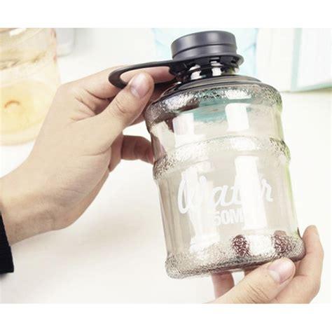 Botol Minum Galon botol minum mini galon 650ml blue jakartanotebook