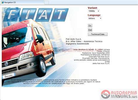 fiat workshop manual elearn dte auto repair manual