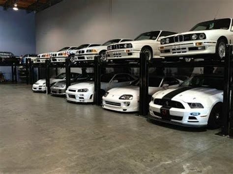 paul walker car collection vin diesel paul walker and cars on pinterest