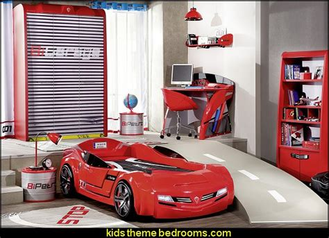 cing themed bedroom decorating theme bedrooms maries manor car beds car