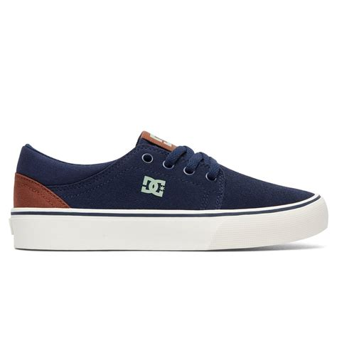 dc kid shoes dc shoes kid s trase tx shoes adbs300083