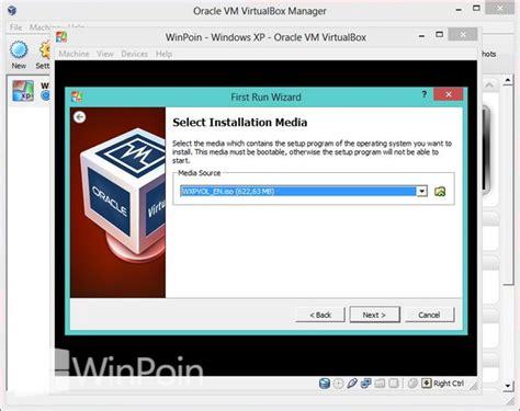 cara membuat xp auto start di windows cara instal windows xp di virtualbox beserta gambar