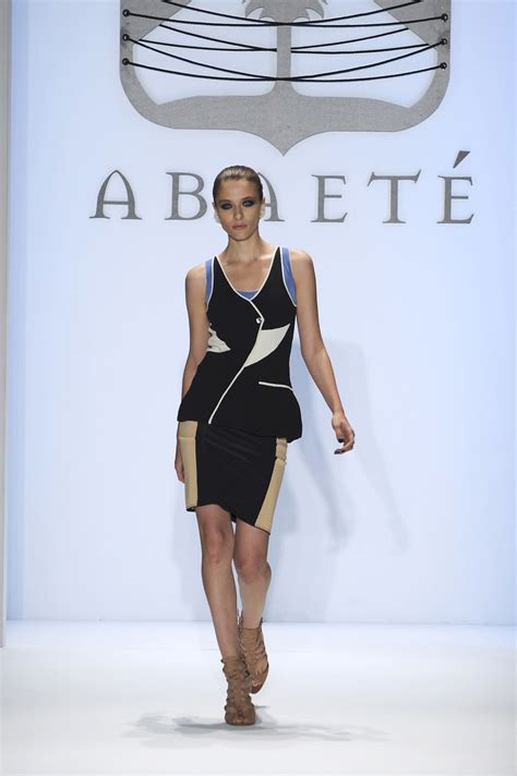 Runway Abaete by Abaet 233 At New York Fashion Week 2009 Livingly
