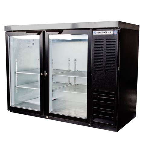 Bar With Refrigerator by Beverage Air Bb48hc 1 Fg B 27 48 Quot Back Bar Refrigerator