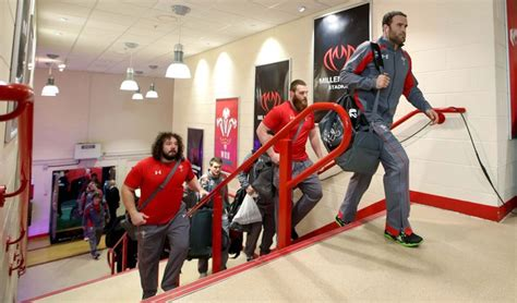 Changing Room Live by Galleries Rbs 6 Nations Official Website