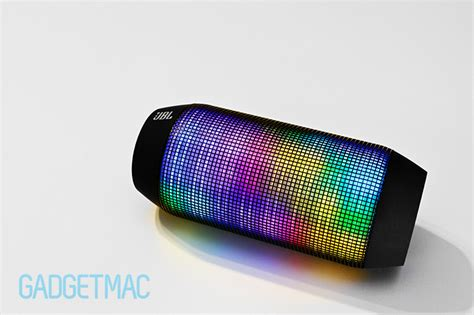 Led Light Speakers by Jbl Pulse Wireless Led Speaker Review Gadgetmac