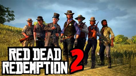 Who Has The Best Look Of Redemption In 2007 by Dead Redemption 2 Images Hd Wallpapers Screenshorts