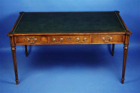 walnut gillows writing desk for sale antiques