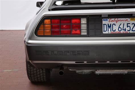 who was delorean married to julio cezar kronbauer s o 1982 delorean dmc 12 que
