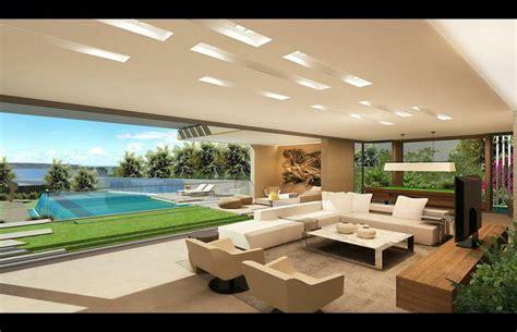 Modern Homes Interiors Modern Interior Design A Gold Sydney Australia