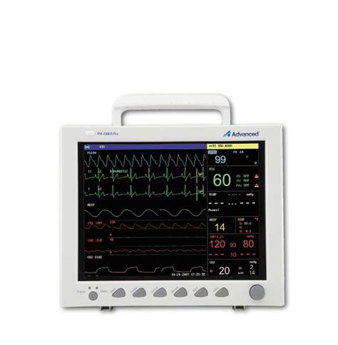 Monitor Advance monitor advanced pm 2000a pro de advanced instrumentations