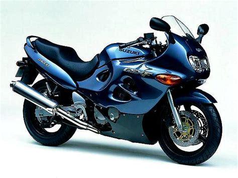 Suzuki Gsx 700 Suzuki Gsx F 750 1998 Fiche Moto Motoplanete