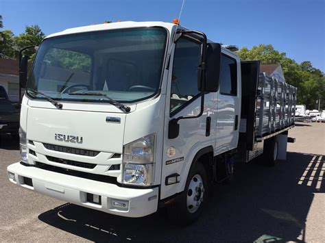 isuzu npr hd landscape trucks for sale used trucks on