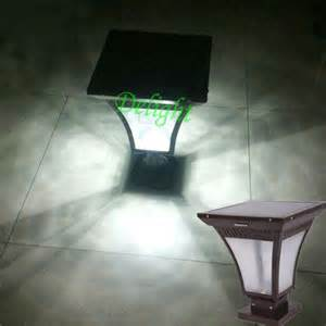 solar pillar light details of villa solar outdoor pillar light solar led gate