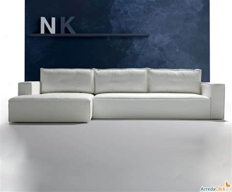 divani bianchi in pelle divani bianchi pelle ecopelle o tessuto arredamento
