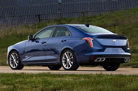 Cadillac Ct4 2020 by 2020 Cadillac Ct4 V Lands With A 320 Hp 2 7l Turbo Gm
