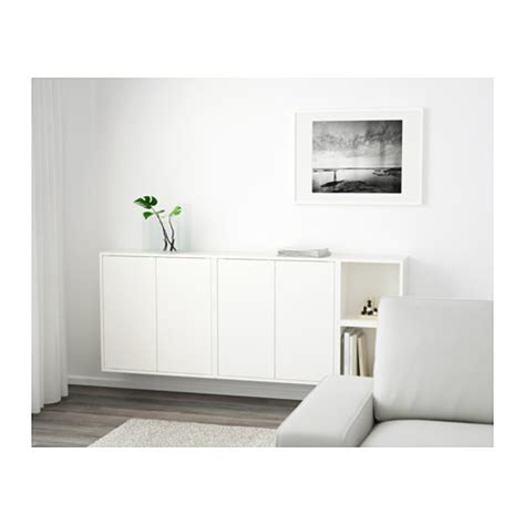 eket ikea hack eket wall mounted cabinet combination white wall mount