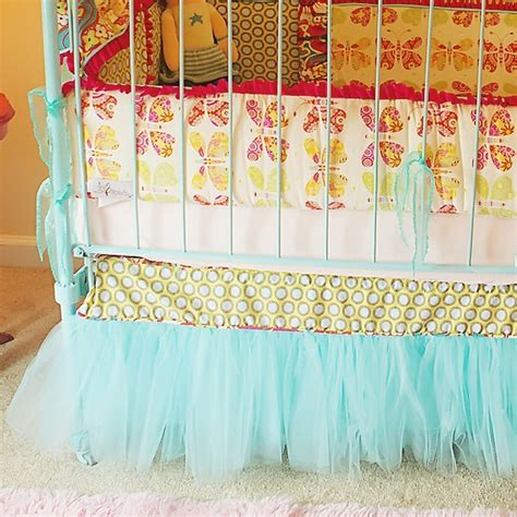 White Tulle Crib Skirt by Best 25 Tulle Crib Skirts Ideas On Crib