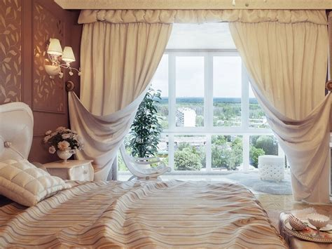 Beautiful Curtain by Beautiful Curtain Design Selection For Minimalist Home 4