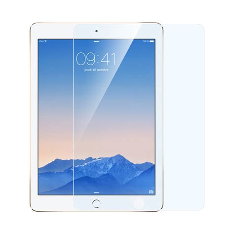 2017 9 7 Inch Screen Guard Tempered Glass New Antigores Kaca Np saapni apple air 5 pro 9 7inch 2017 tempered glass screen protector 0 33mm