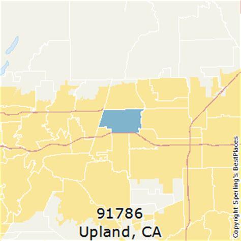zip code map upland ca upland ca zip code map zip code map